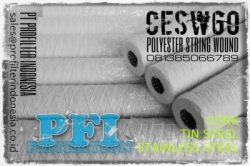 CESW60 Polyester String Wound Filter Cartridge Indonesia  large