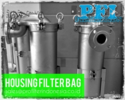 Housing Filter Bag SS304 Indonesia  large