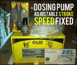 LMI Dosing Pump Profilter Indonesia  large