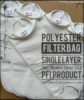 Polyester Steel Ring Bag Filter Cartridge Indonesia  medium