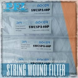 SWC String Wound Cartridge Filter Indonesia  large