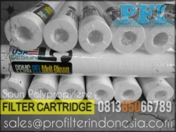 Spun Polypropylene Filter Cartridge Indonesia  large