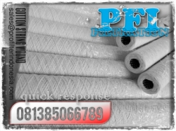 d d PFI Cotton String Wound Cartridge Filter Indonesia  large