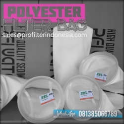 d d d d d PEB Polyester Bag Filter Cartridge Indonesia  large